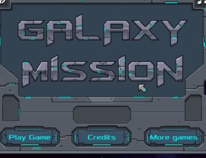 This galaxy mission is a game that you can improve yourself and blast the enemy to get more money and further success