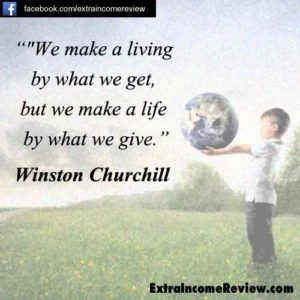 Churchill said famous person quote for success and more value in life