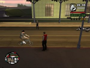 Grand Theft Auto: San Andreas Mod clear how to wanted level easily Cleo Easy to install