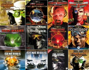 where to buy Command and conquer games like red alert 2